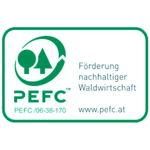 PEFC-Zertifikat Scheuer Parkett
