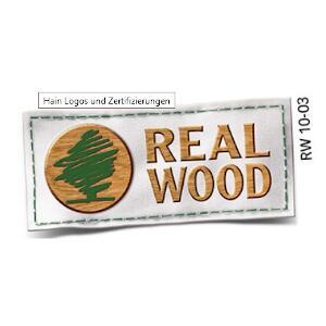 Hain Real Wood-Zertifikat