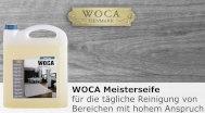 Woca-Meisterseife-Produktvideo
